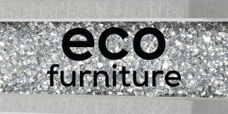 Diamond Crushed Mirrored Furniture Wholesalers